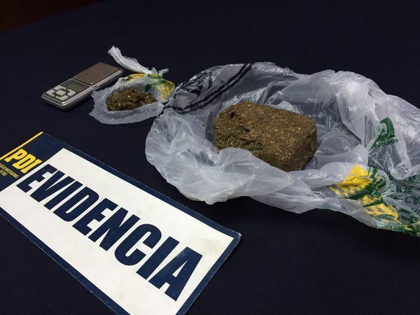 PDI Incauta 645 Mil Dosis De Cannabis En Cunco