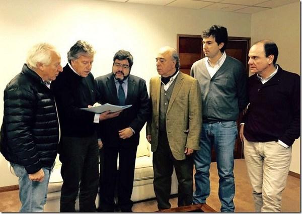 Bancada Regional De RN Presentaron Denuncia Criminal