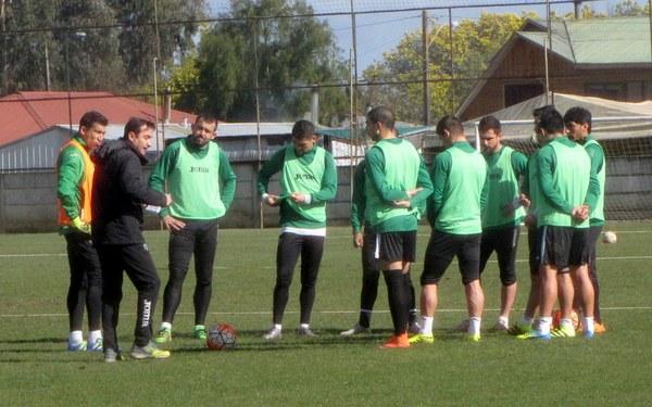 Deportes Temuco Enfrentará Esta Tarde A Colo Colo En Santiago