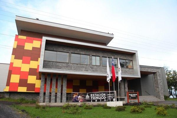 94 Millones Para Potenciar El Centro Cultural De Villarrica