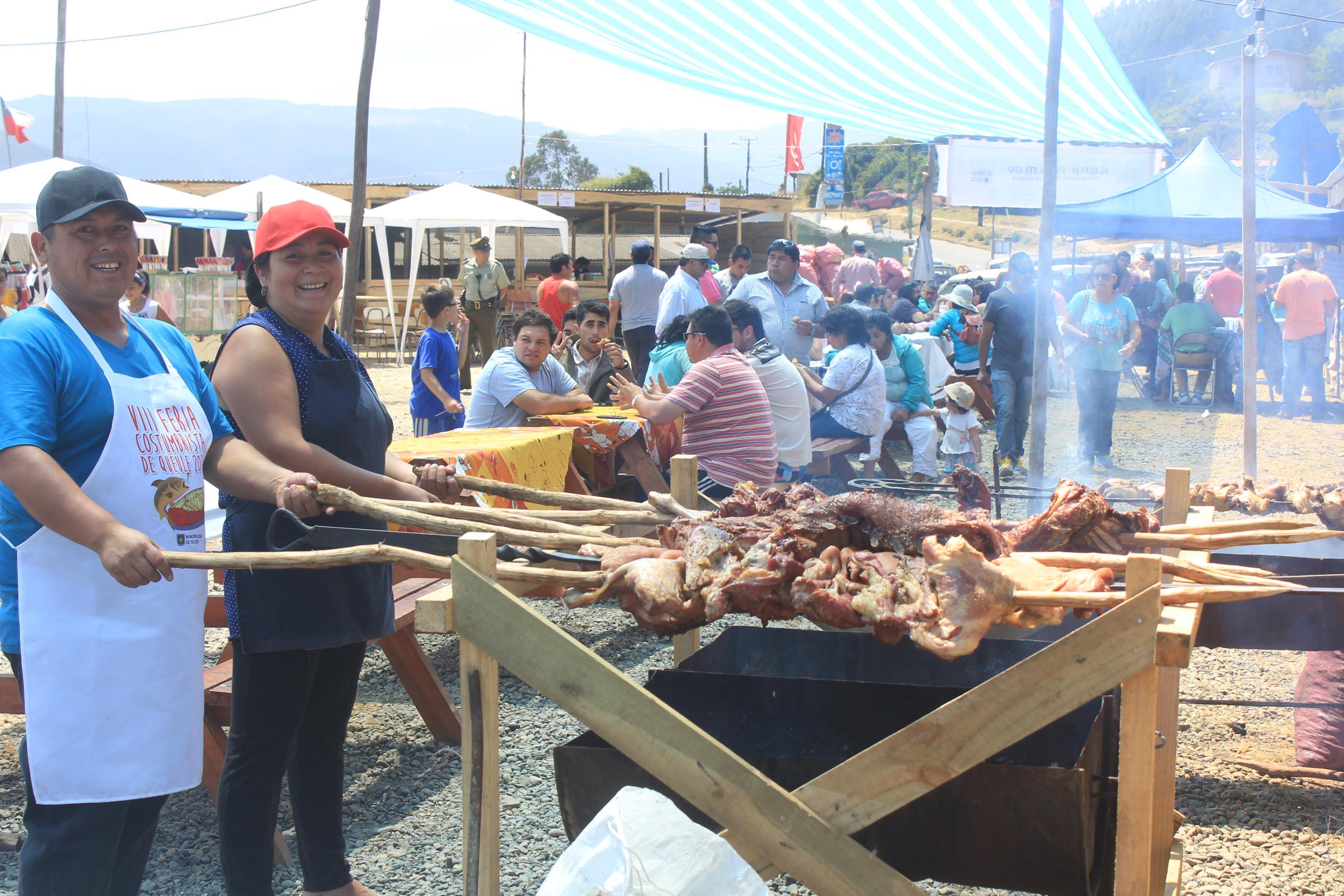 Este Viernes Inicia  La 9° Feria Costumbrista De Caleta Queule