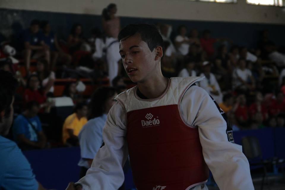 Taekwondista  Temuquense Obtiene Tercer Lugar En España