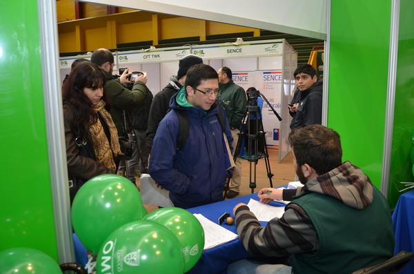 Feria Laboral Omil Temuco Busca Disminuir El Desempleo