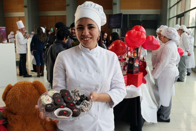 "Inacap Temuco Realizó Exposición Gastronómica «Chocolarte"""