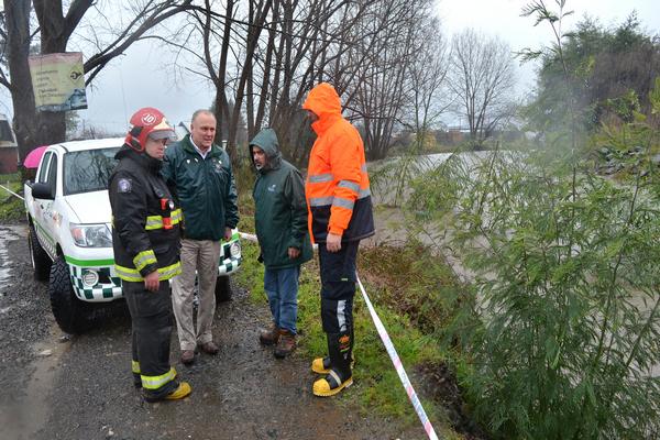 Temuco Mantiene Activo Comité De Emergencia Ante Fuertes Lluvias