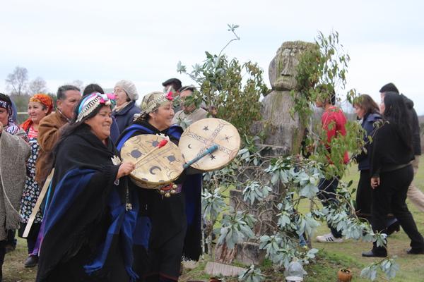 En Villarrica Comunidades Mapuches Celebraran We Tripan Antü