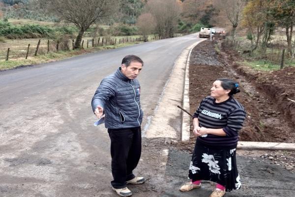 MOP Pavimenta 6,1 Km De Camino Lautaro – Vilcún Por Quilacura
