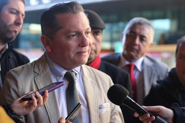 "Alcalde Jaramillo ""Vamos A Implementar Una Demanda Colectiva"""