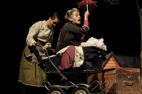 "Sigue El Festival De Teatro Padrelascasino ""Meli Aukantün"""