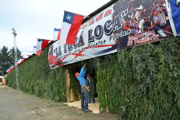 Realizan Visita Inspectiva A Las Ramadas De La Isla Cautín