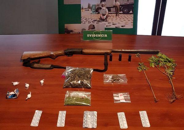 OS-7 De Carabineros Detuvo A Clan Familiar Por Venta De Cocaína