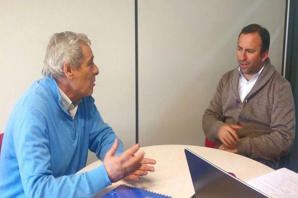 Jefe Regional De Subdere Se Reunió Con Alcalde De Toltén