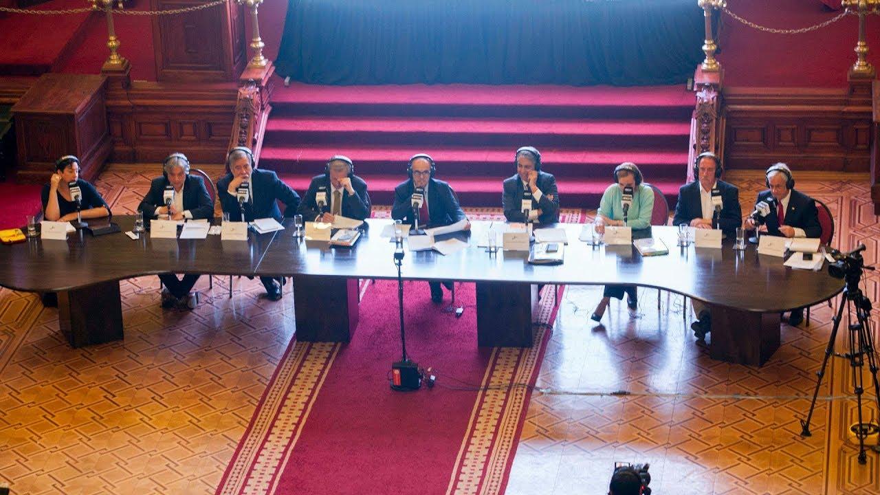 Video: Debate Radial Presidencial ARCHI 2017