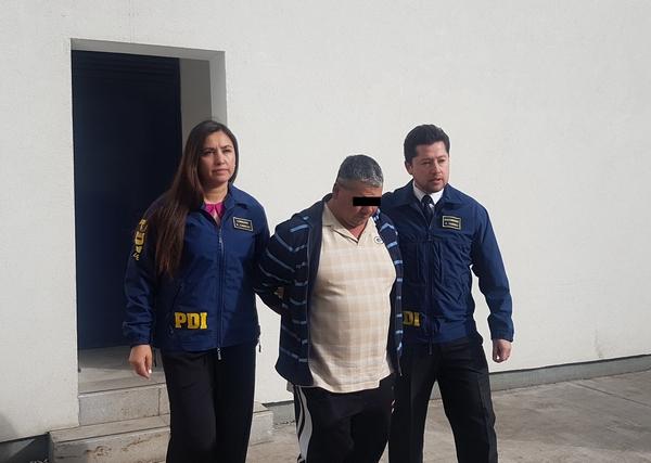 PDI Detuvo A Sujeto Por Presunto Abuso Sexual De Una Adolescente