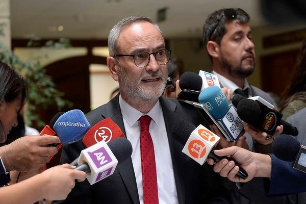 Saffirio Presentó  Requerimiento En Tribunal Por Caso Andrés Zaldívar