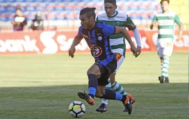 Deportes Temuco Consiguió Un Empate Ante Huachipato