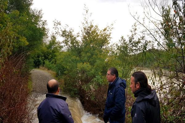 Alcalde De Freire Visitó A Familias Aledañas Al Río Allipen