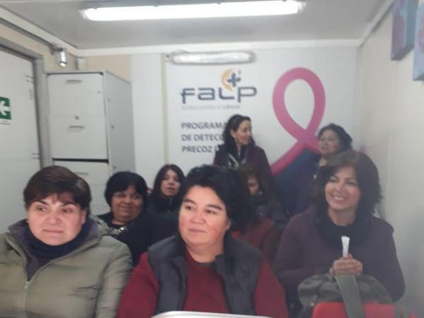 Operativo De Mamografías Se Realiza Esta Semana En Villarrica