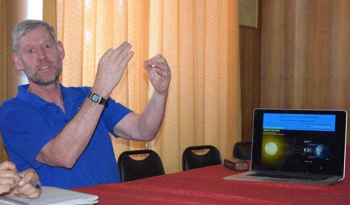Villarrica Se Prepara Para Eclipse Total Solar De 2020