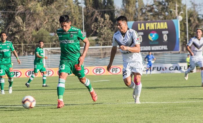 Deportes Temuco Consigue Trabajado Empate Frente A Santiago Morning
