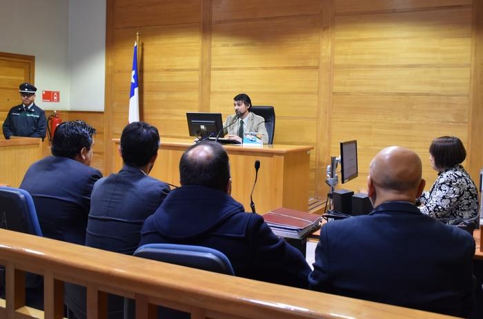 Caso Huracán: Ex Capitán De Carabineros Declaro Que Fiscal Moya Advirtió De Allanamiento