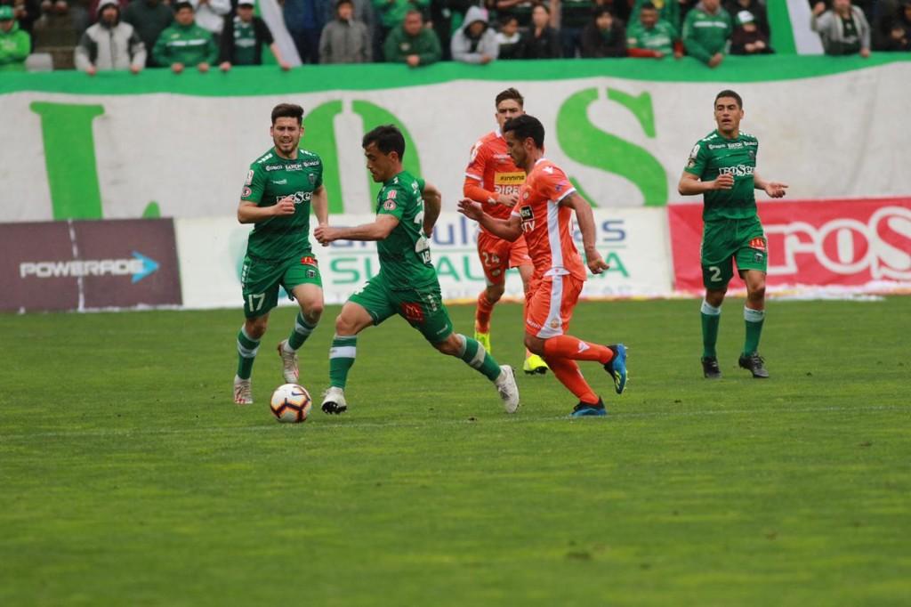 Deportes Temuco Revive Opción a La Liguilla Tras Vencer a Cobreloa
