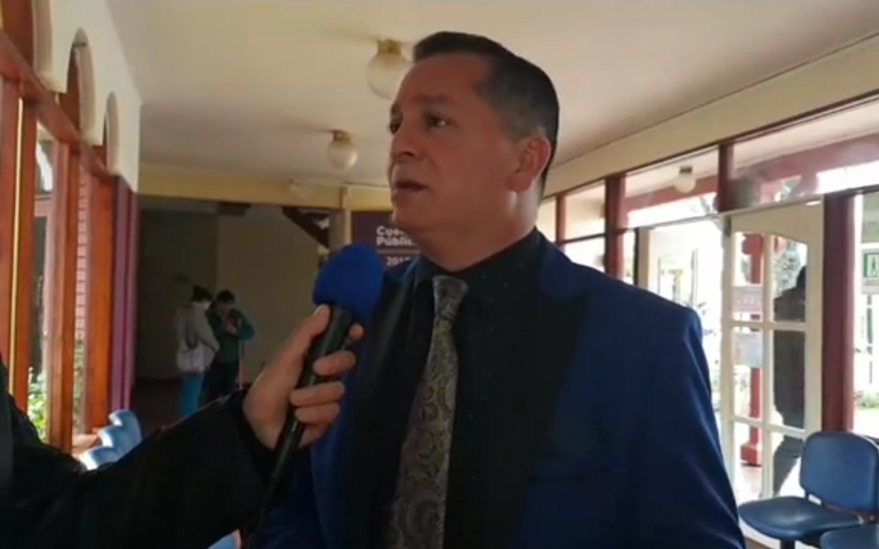 Alcalde Jorge Jaramillo Anunció Cuarentena Para Pitrufquén