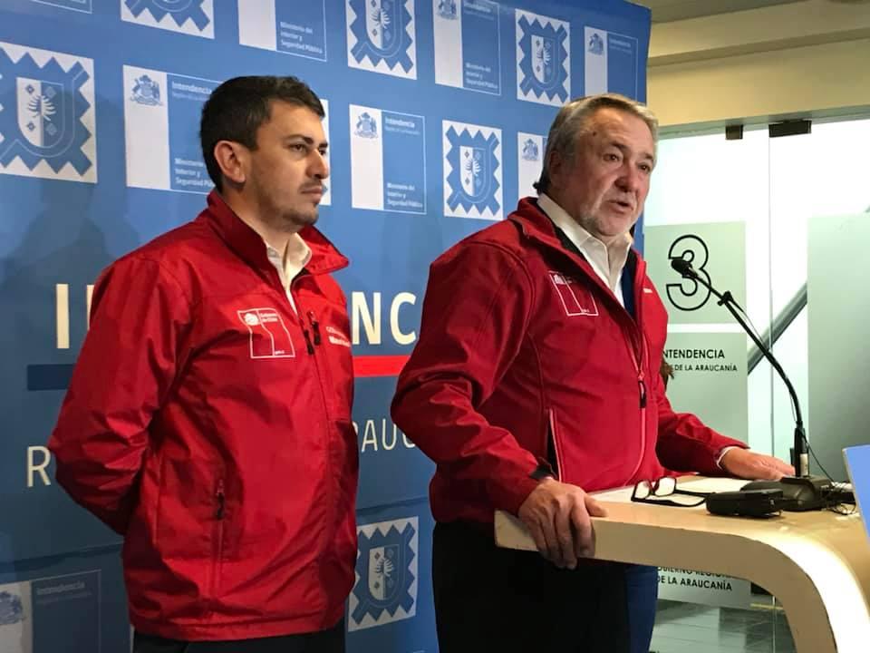 Gobierno Confirma Renuncia de Mauricio Ojeda Como Gobernador de Cautín