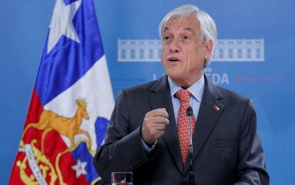 Presidente Sebastián Piñera Anunció Nueva Agenda Social
