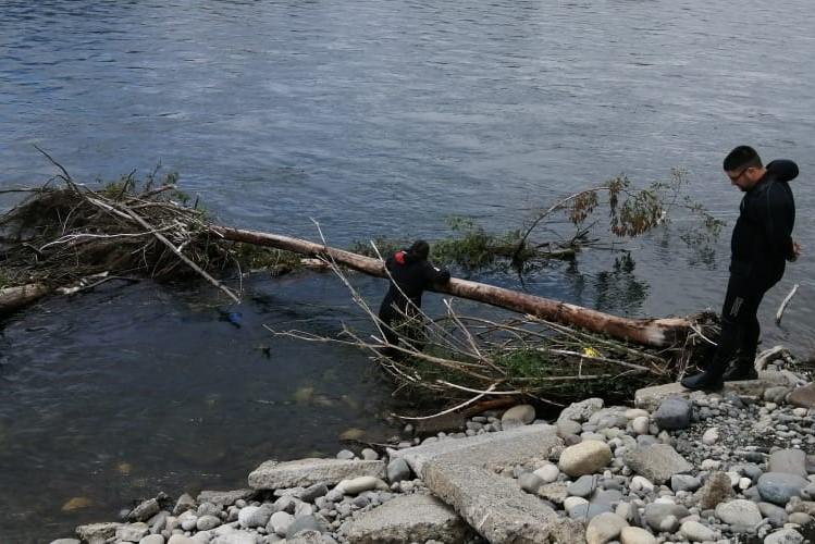 Encuentran Cadáver en Río Toltén Que Sería de Hombre Perdido en Pitrufquén