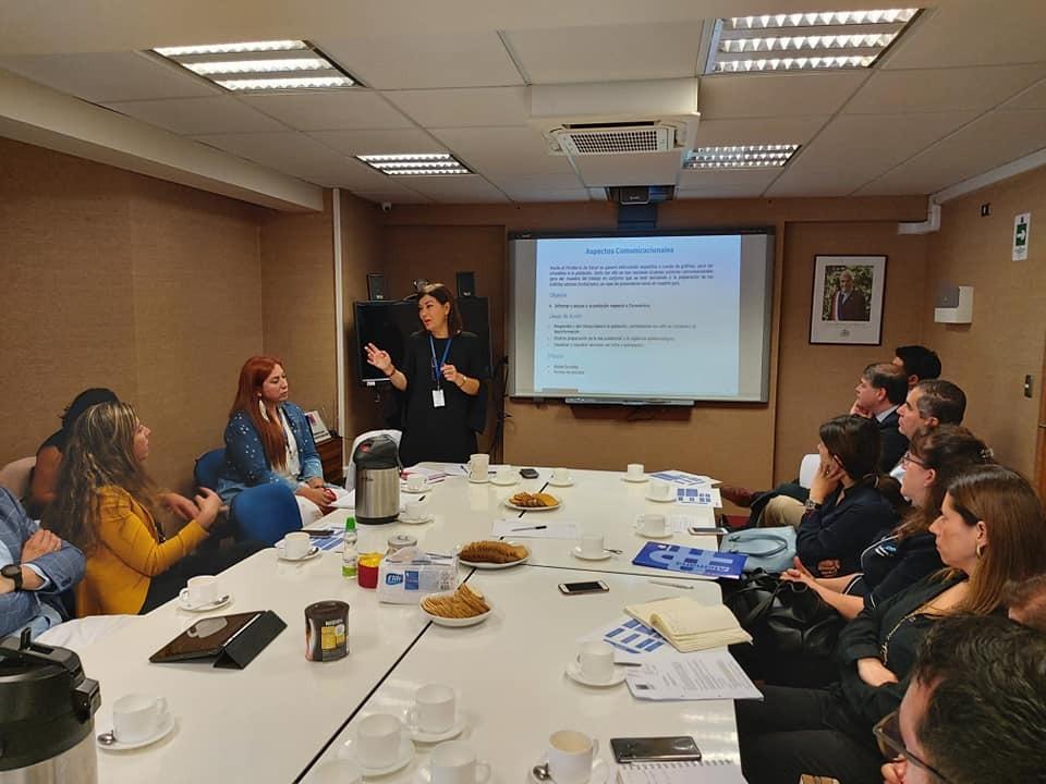 Salud Regional se Prepara Para Afrontar Posible Emergencia Por Coronavirus