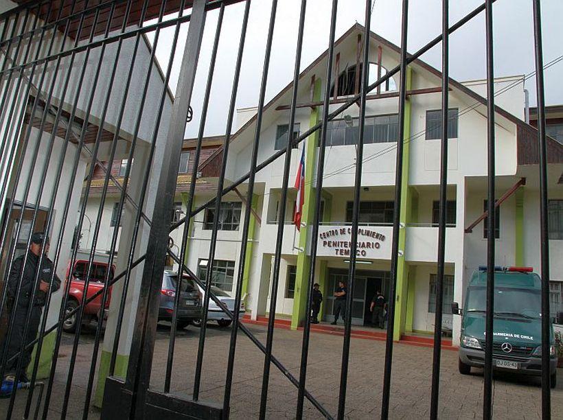Internos Mapuches se Tomaron Gimnasio de Cárcel de Temuco