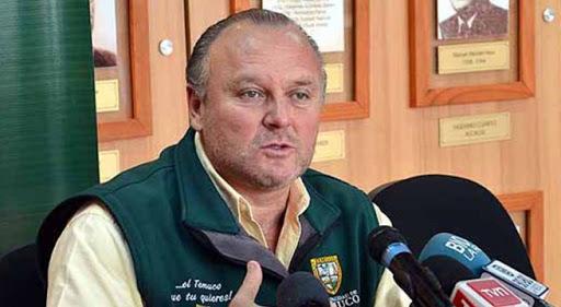 Alcalde Miguel Becker Decretó Emergencia Comunal en Temuco Por CoronaVirus