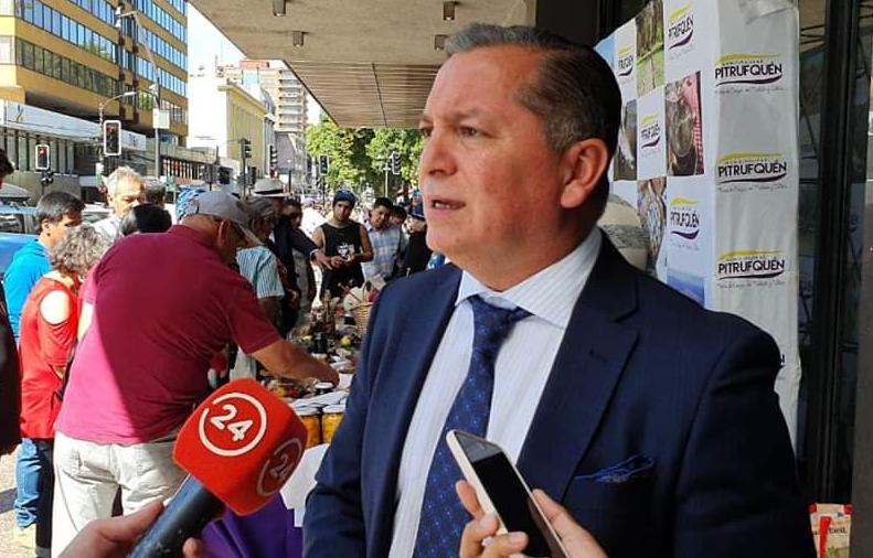 Alcalde De Pitrufquén Denuncia Que JUNAEB No A Entregado Alimentación A Estudiantes.