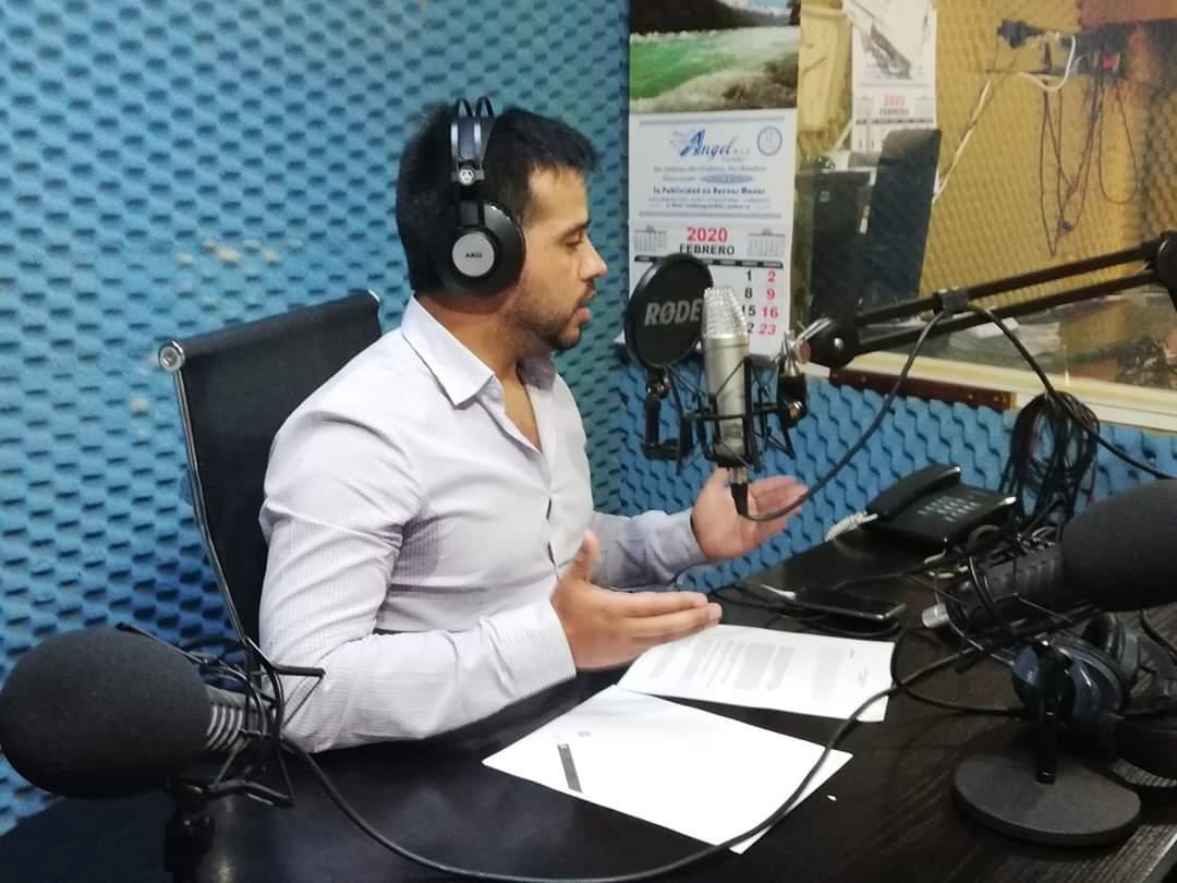 Concejal  de Carahue Carlos Pino Pide Cuarentena Total Para La Comuna