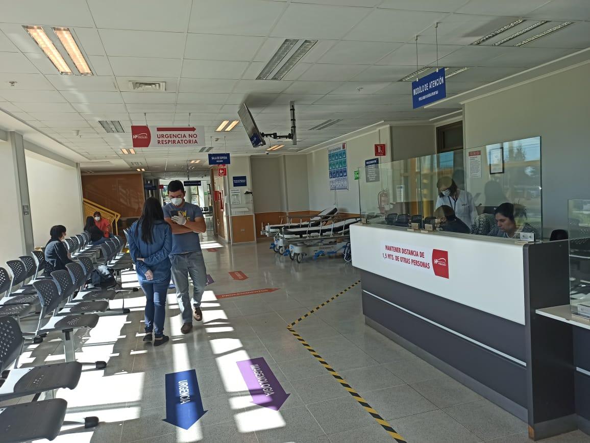 Hospital de Pitrufquén se Organiza Para Evitar Contagios Por Coronavirus