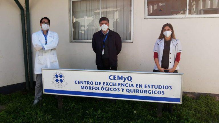 UFRO Suma Segundo Laboratorio a la Red Nacional de Diagnósticos Covid-19