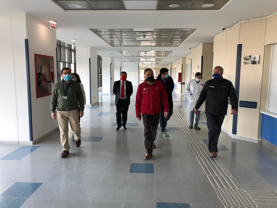 Hospital de Angol Habilita Nueva UPC, Sumando 32 Camas Para Paciente Crítico en Malleco