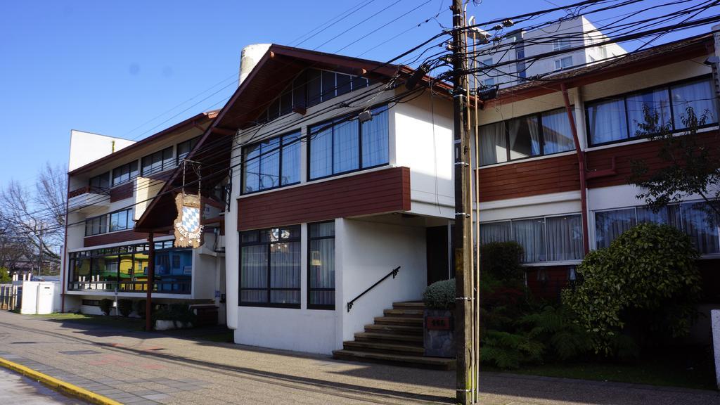 Habilitan Hotel Bayern Como Segunda Residencia Sanitaria Para Contagiados Con Covid en Temuco