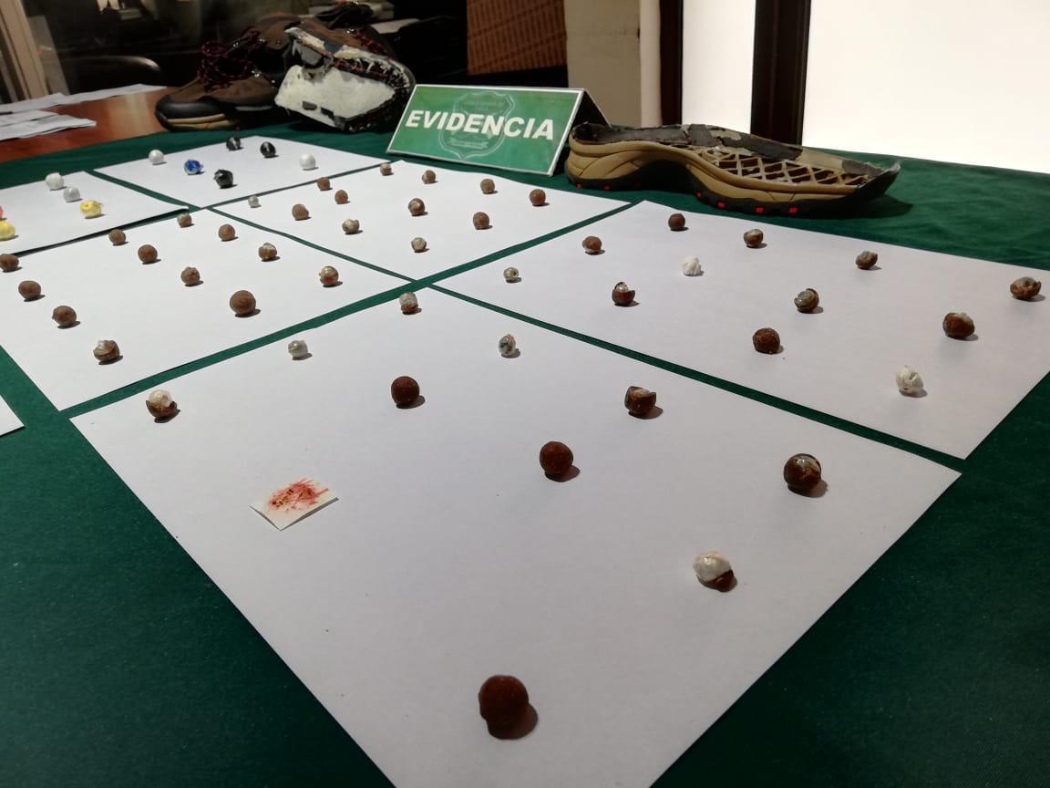 Detienen a Mujer Que Intentó Ingresar Droga en Bombones de Chocolate a la Cárcel de Temuco