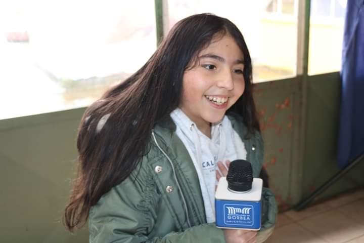 Alumna de Escuela Cinco de Gorbea Gana Campeonato Latinoamericano Virtual