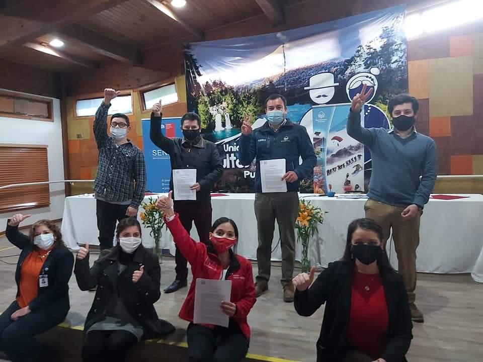 Inauguran Centro Diurno Comunitario para Adultos Mayores en Pucón