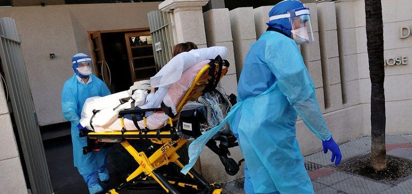Balance Nacional: Chile Superó Hoy Las 11.000 Muertes Confirmadas Por COVID-19