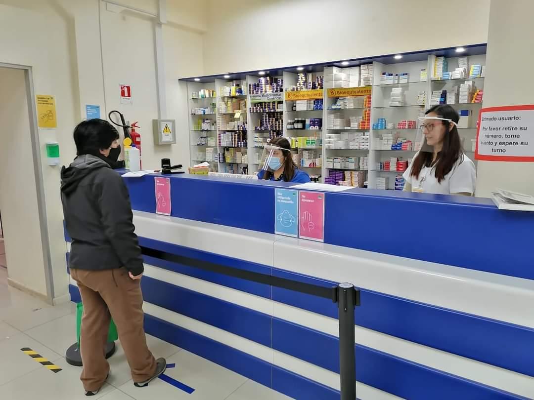 Farmacia Popular de Pitrufquén Reabrió Sus Puertas