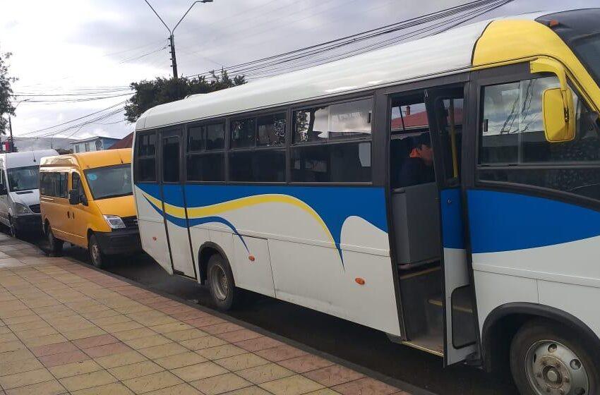 Seremi Entrega Primer Balance De Transporte Público Por Plebiscito 2020