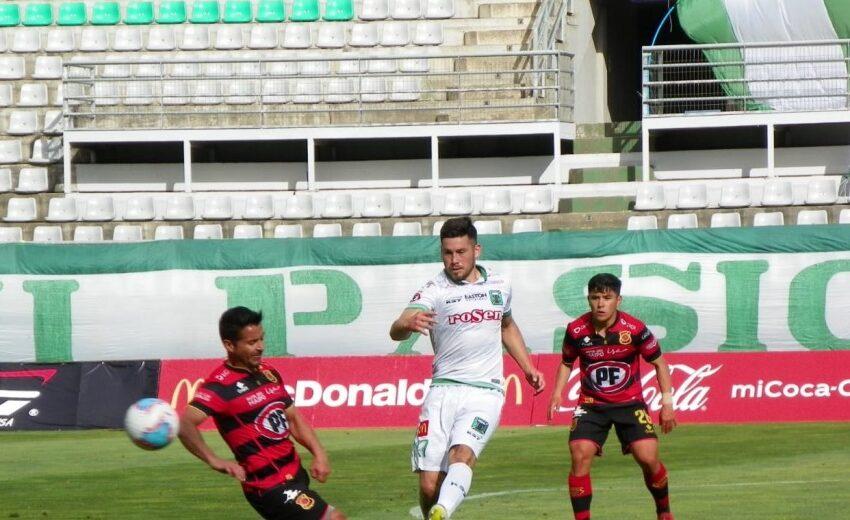 Deportes Temuco Cortó Racha Triunfal Con Empate Ante Rangers