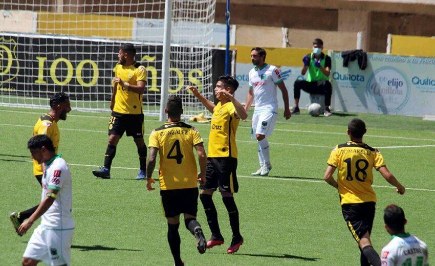 Deportes Temuco Sufrió Dura Derrota Frente a San Luis