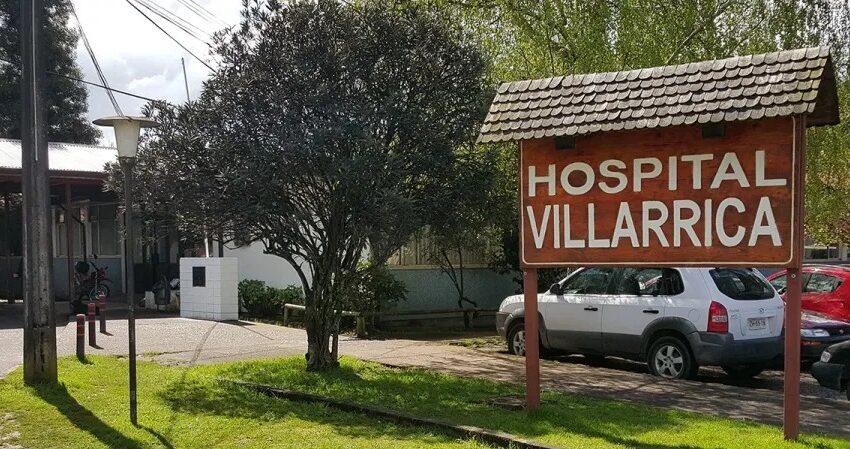 Hospital De Villarrica Realiza Mejoras En Sector De Hospitalizados