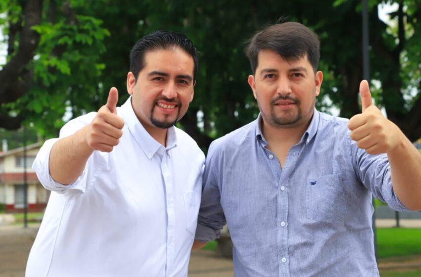 Jaime Aravena Invita a Votar Por Andrés Romero  Para Alcalde en Gorbea