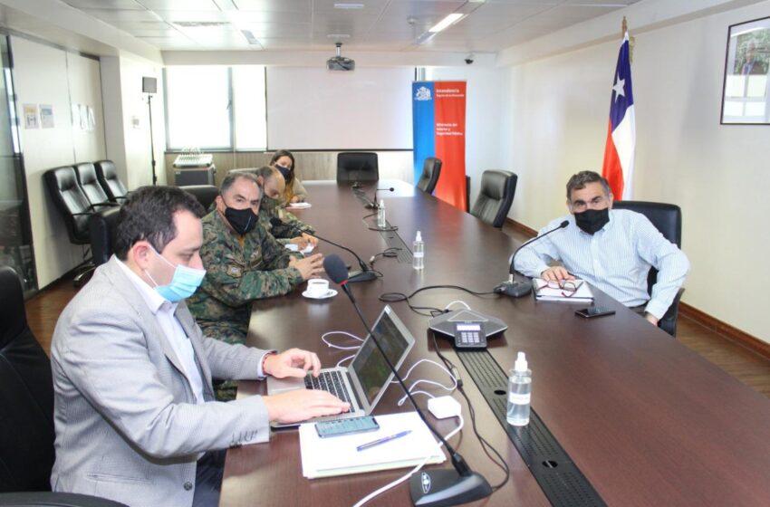 Autoridades Realizan Nueva Reunión Ante Alza De Contagios